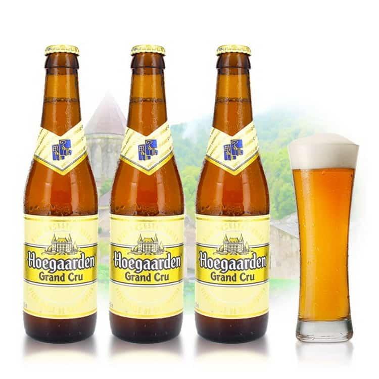 пиво хугарден: кто  производитель