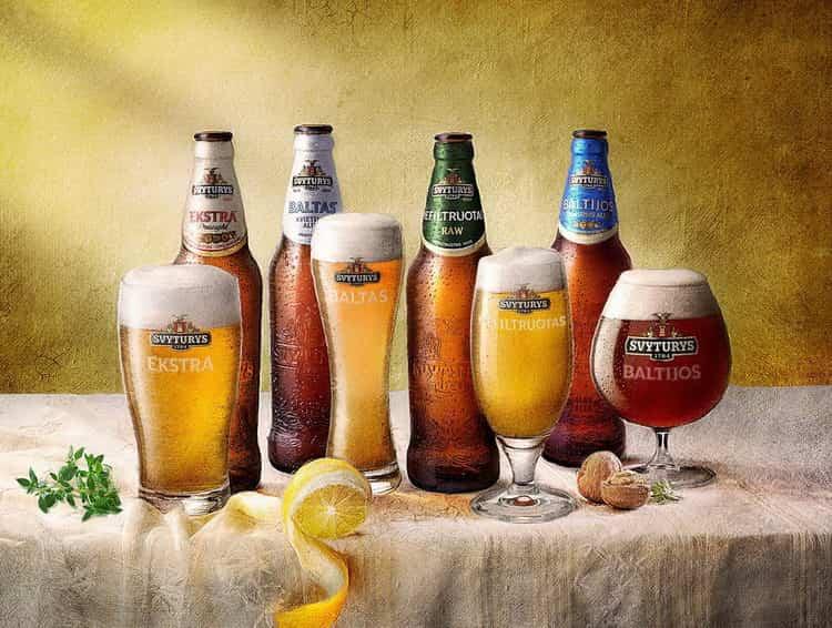 История пива Швитурис