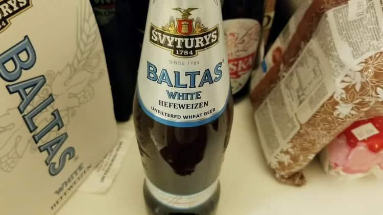 Пиво Швитурис и его особенности
