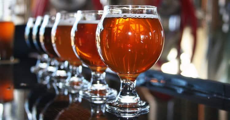 пшеничное пиво: разновидности и марки