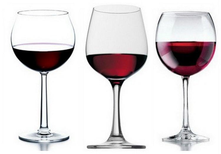 Как подавать вино мерло полусухое