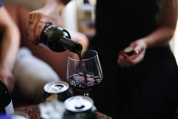 Вино франции-пино нуар, как подавать