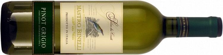 Еще один чудный напиток из винограда этого сорта.
