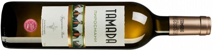 Еще одно чудное белок вино сорта пиросмани.