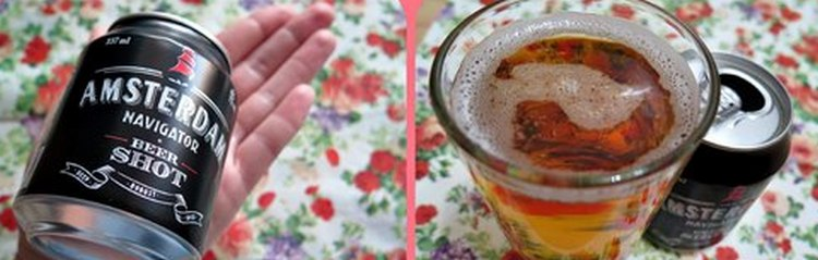Крепость пива Амстердам в среднем составляем 7-8 об.