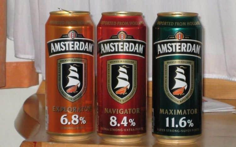 Есть несколько разновидностей этого пива.