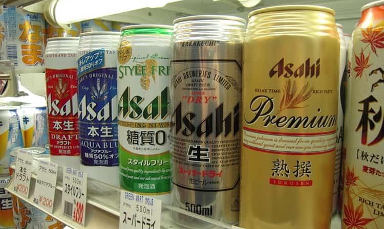 В обычном магазине у нас купить это пиво затруднительно.