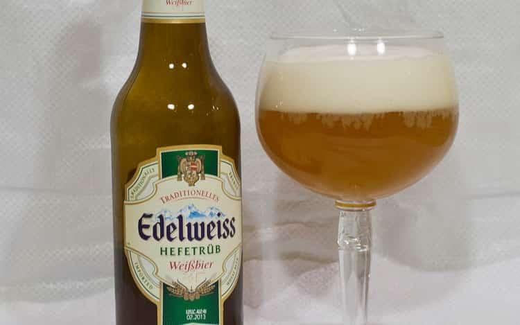 Как подавать эдельвейс алкоголь