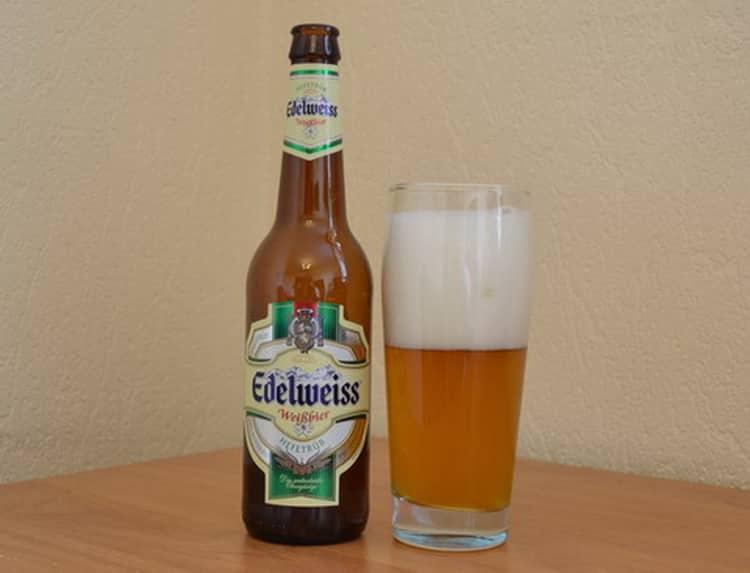 Пиво Эдельвейс и его особенности