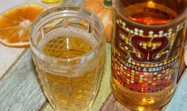 Пиво Essa подходит даже для создания коктейлей.