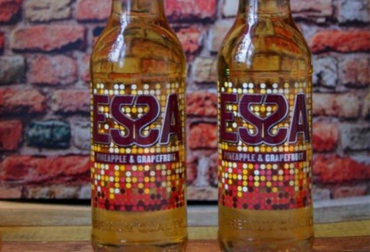 Есть два вкуса пива Essa.