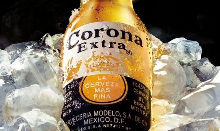 Пиво Корона сейчас является одним из самых популярных во всем мире.