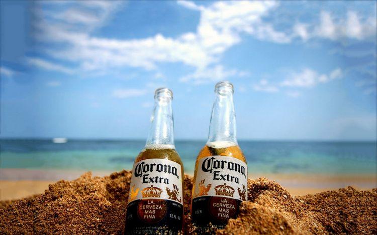 Corona beer это удивительно хороший вкус!