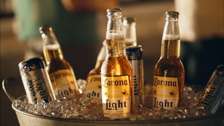 Производителем пива Корона является Мексика.