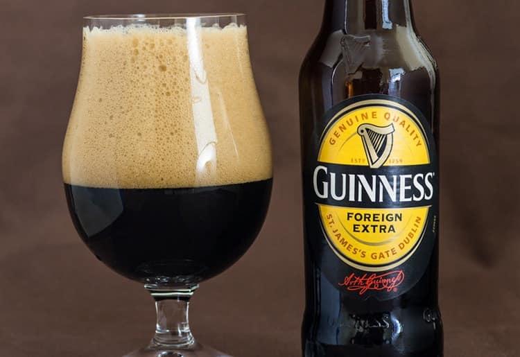 Самым популярным пивом этого сорта, пожалуй, является Гиннесс.