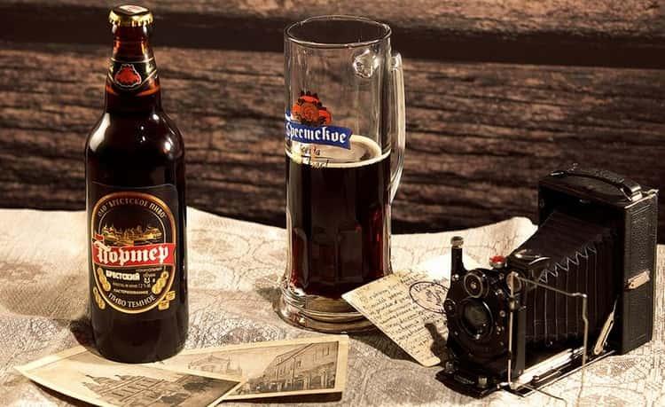 Это пиво имеет интересную историю.