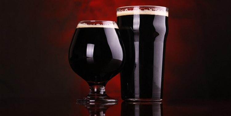 Пиво портер отличается более темным цветом и особенным ароматом.