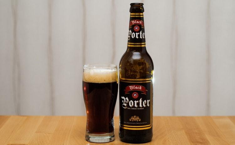 В наше время очень много производителей выпускают пиво porter.