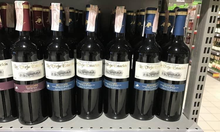 Как купить вкусные полусладкие вина