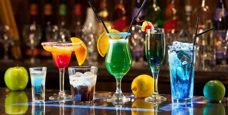 Рецепты приготовления популярных алкогольных коктейлей