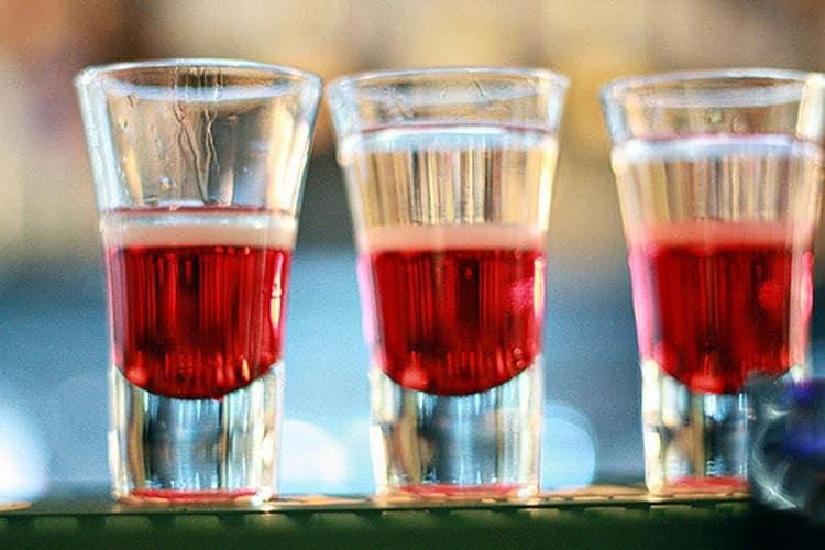 Это самые знаменитые алкогольные коктейли.