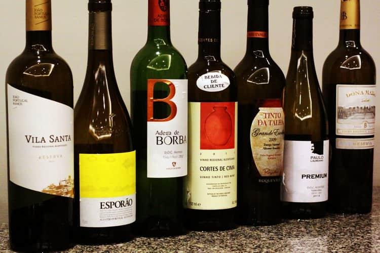 Португальские вина это поистине широчайший спектр изысканных напитков на любой вкус!