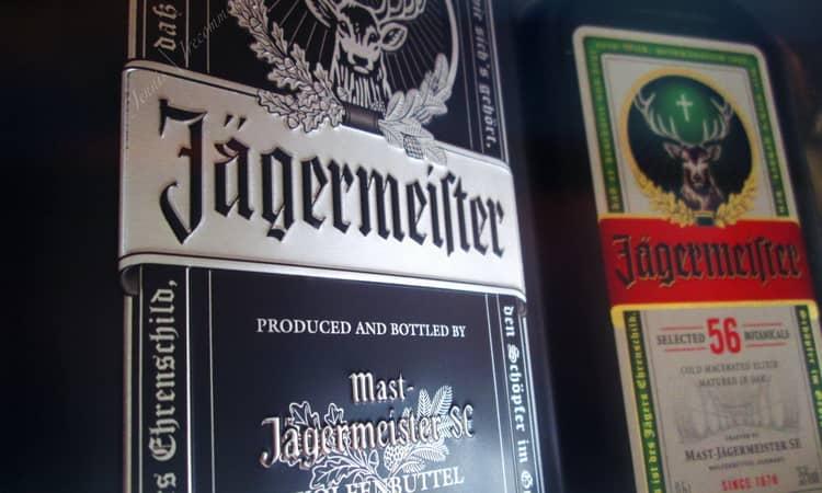 Какие бывают виды напитка Jagermeister