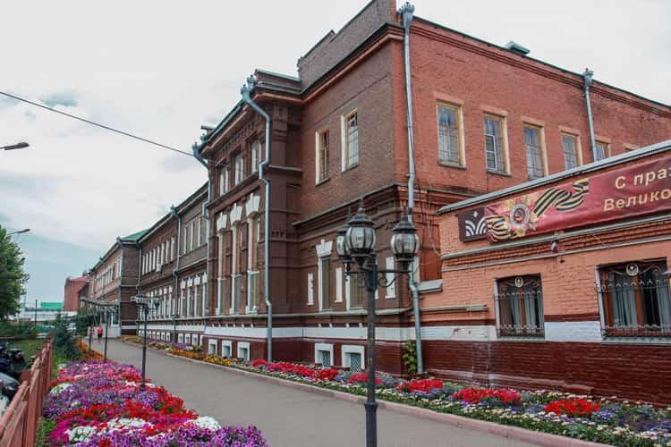 Где изготавливается водка русский лед