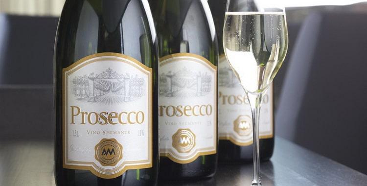 Шампанское Просекко и его особенности