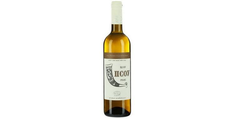 Вино Псоу и его особенности