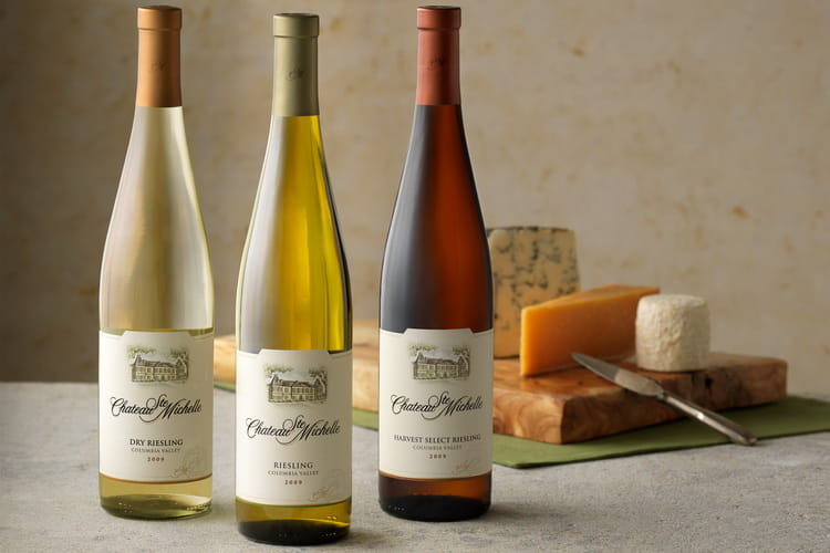 Как подавать и пить вино riesling