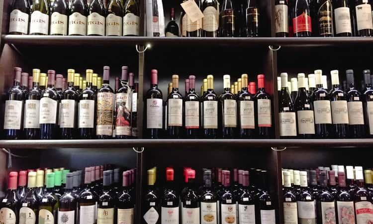 Как купить оригинальное сухое белое вино ркацители