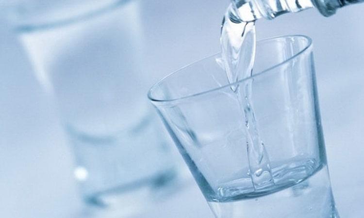 Как подавать водку пять озер альфа