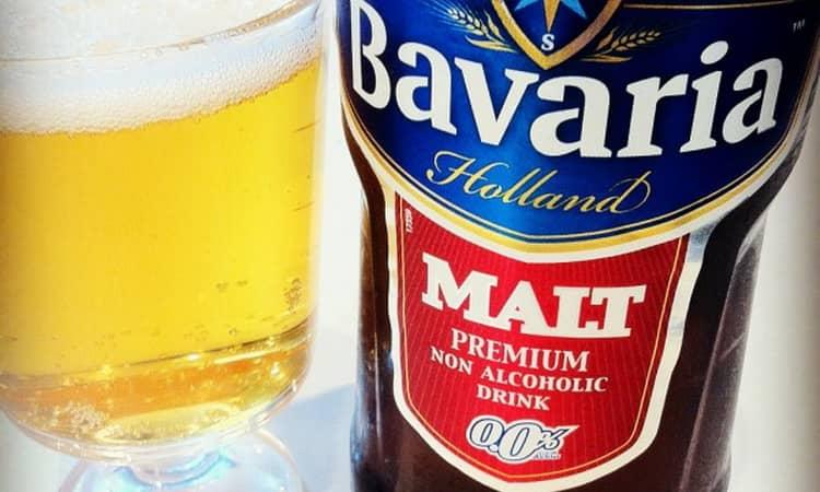 Вкусное и отличное темное пиво бавария