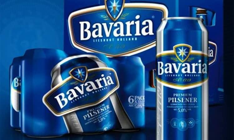 Как купить оригинальное пиво bavaria