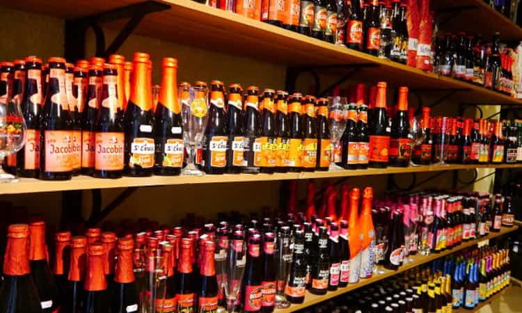 пиво бельгия как купить оригинал