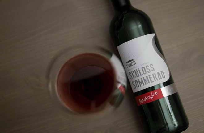 безалкогольное вино марки