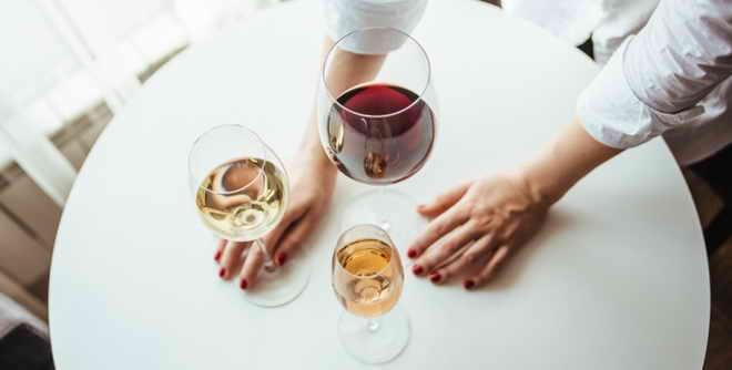 Безалкогольное вино — польза и вред