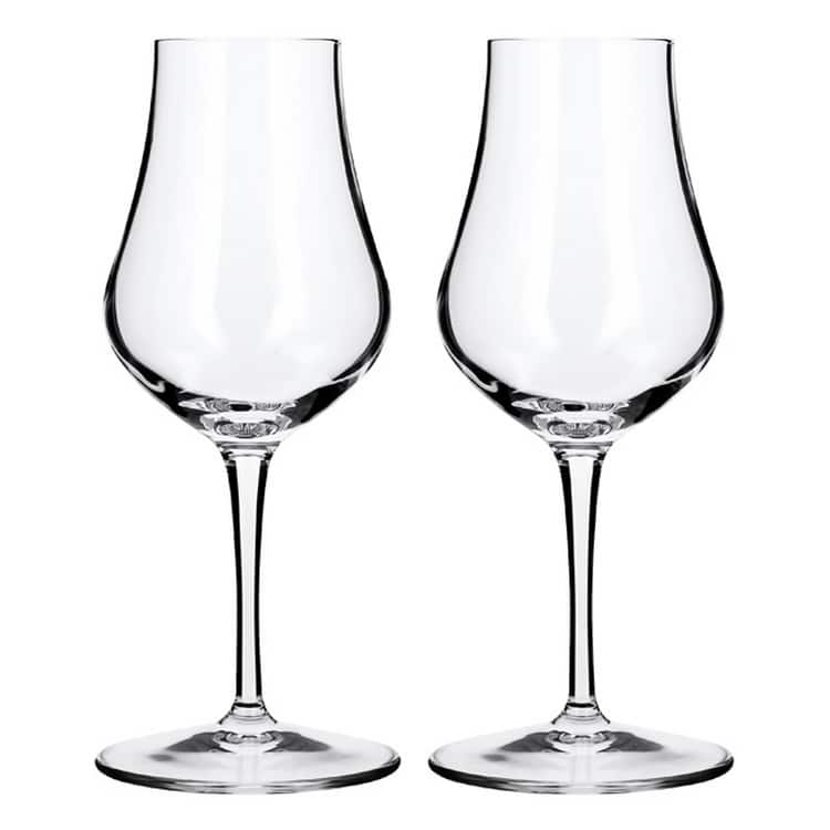 бокалы для виски на ножке
