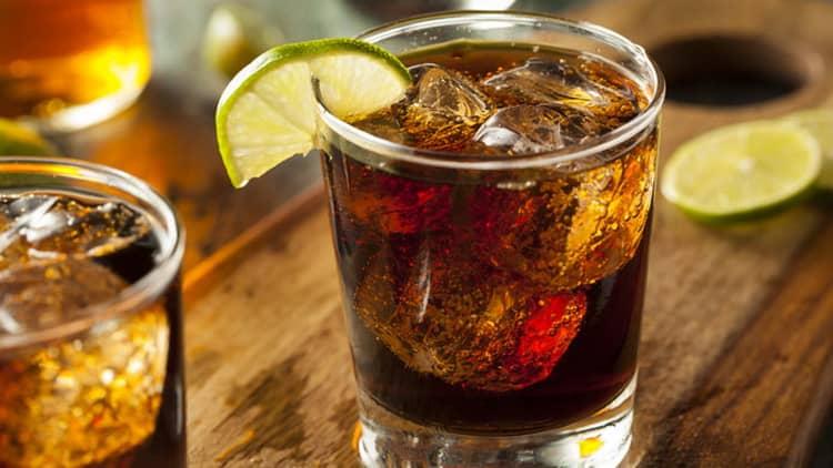 коктейль куба либре рецепт в домашних условиях
