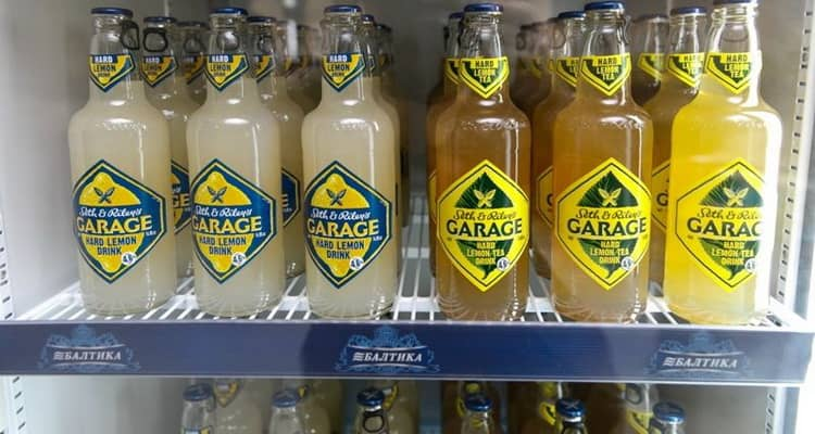 Как купить оригинальное пиво garage
