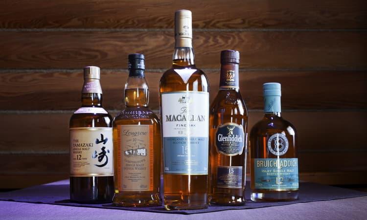 купажированный шотландский виски как не прогадать при покупке
