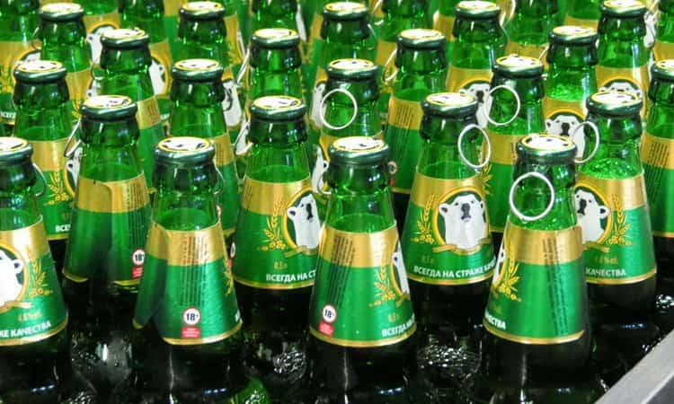 Как купить пиво белый медведь ло производителя