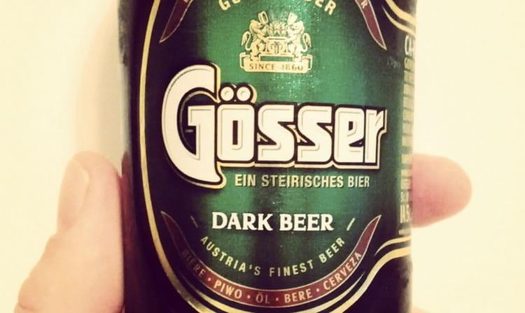 Наслаждайтесь отличным темным пивом гессер