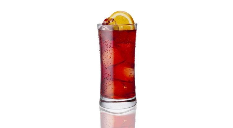 пропорции мартини с колой и лимонным фрешем