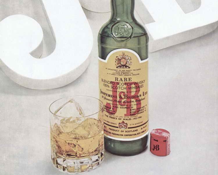 jb виски