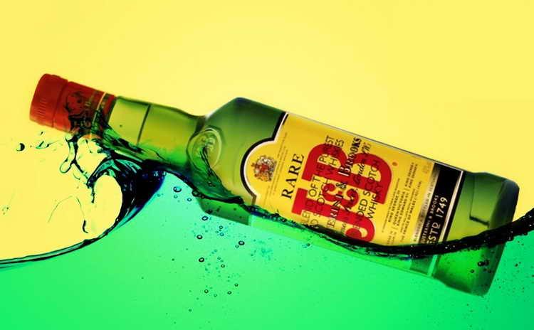 j b rare виски