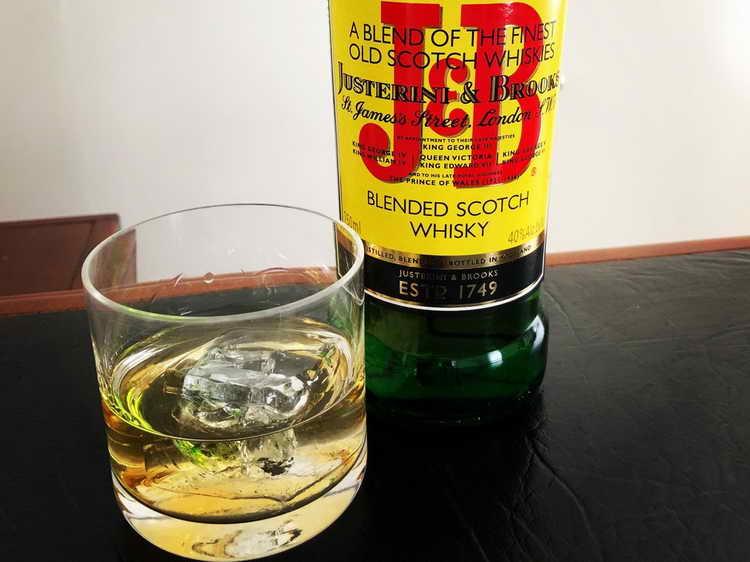 jb rare виски