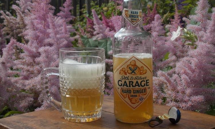 Особенности пива гараж