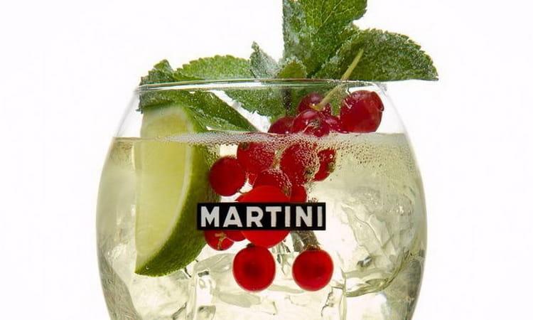 Коктейль джейми martini royale
